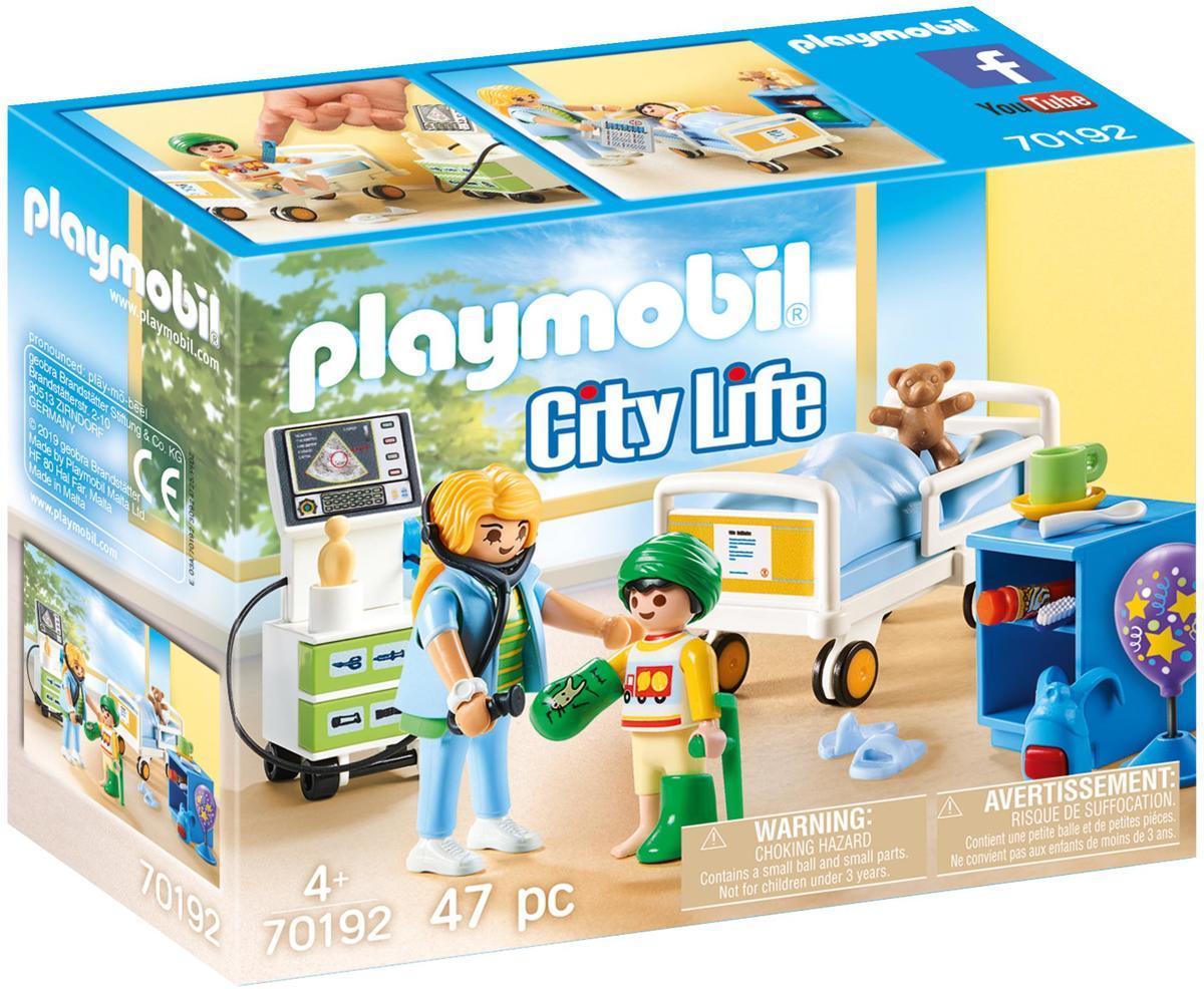 70192 Playmobil Ziekenhuiskamer