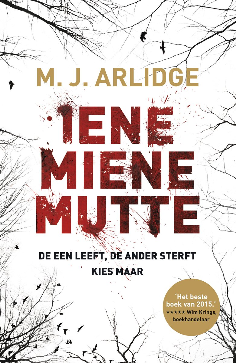 Bol  Helen Grace 1  Iene Miene Mutte (ebook) Epub Met Digital  Watermerk, Mj Arlidge  97