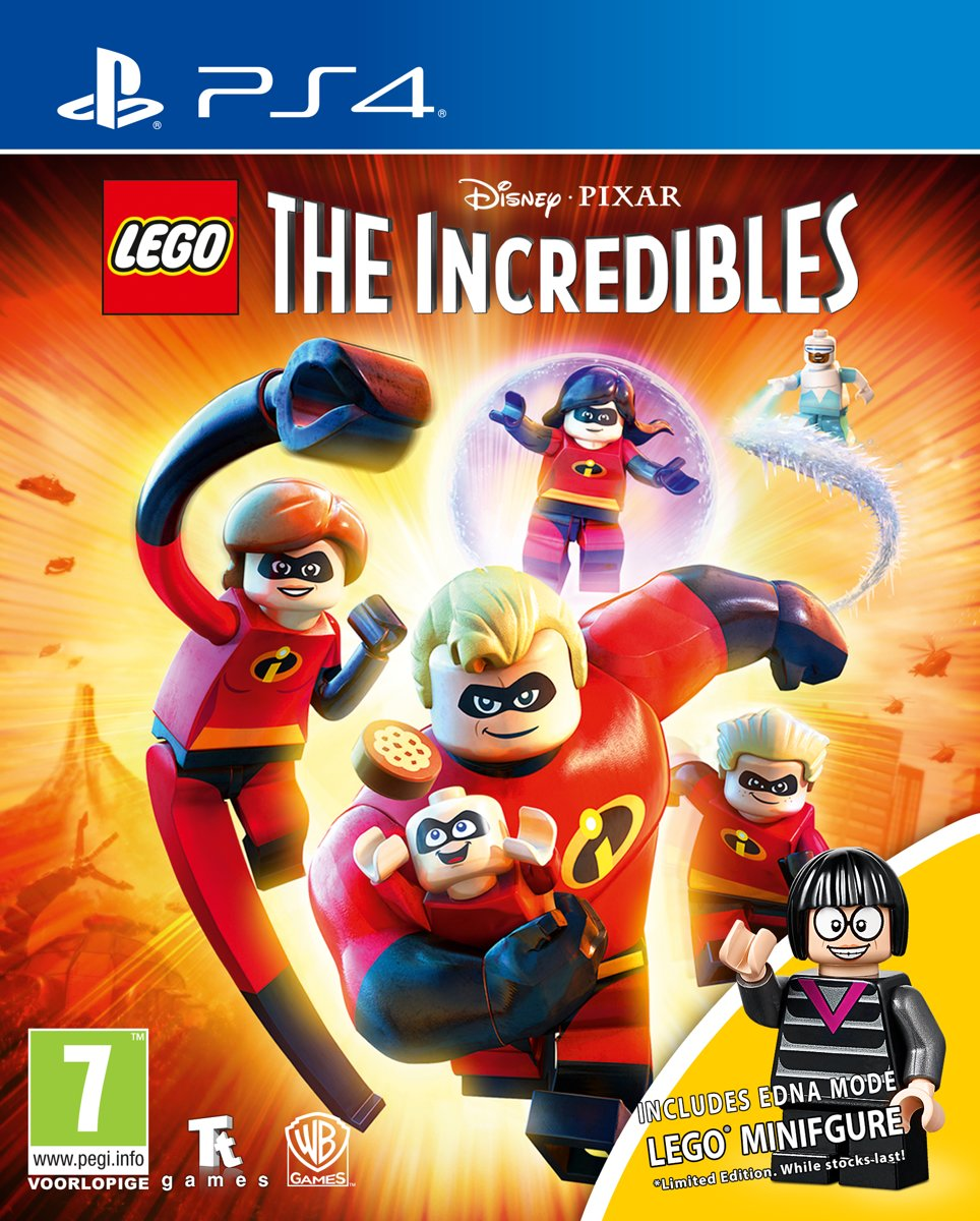 LEGO: The Incredibles - Collector's Edition PlayStation 4