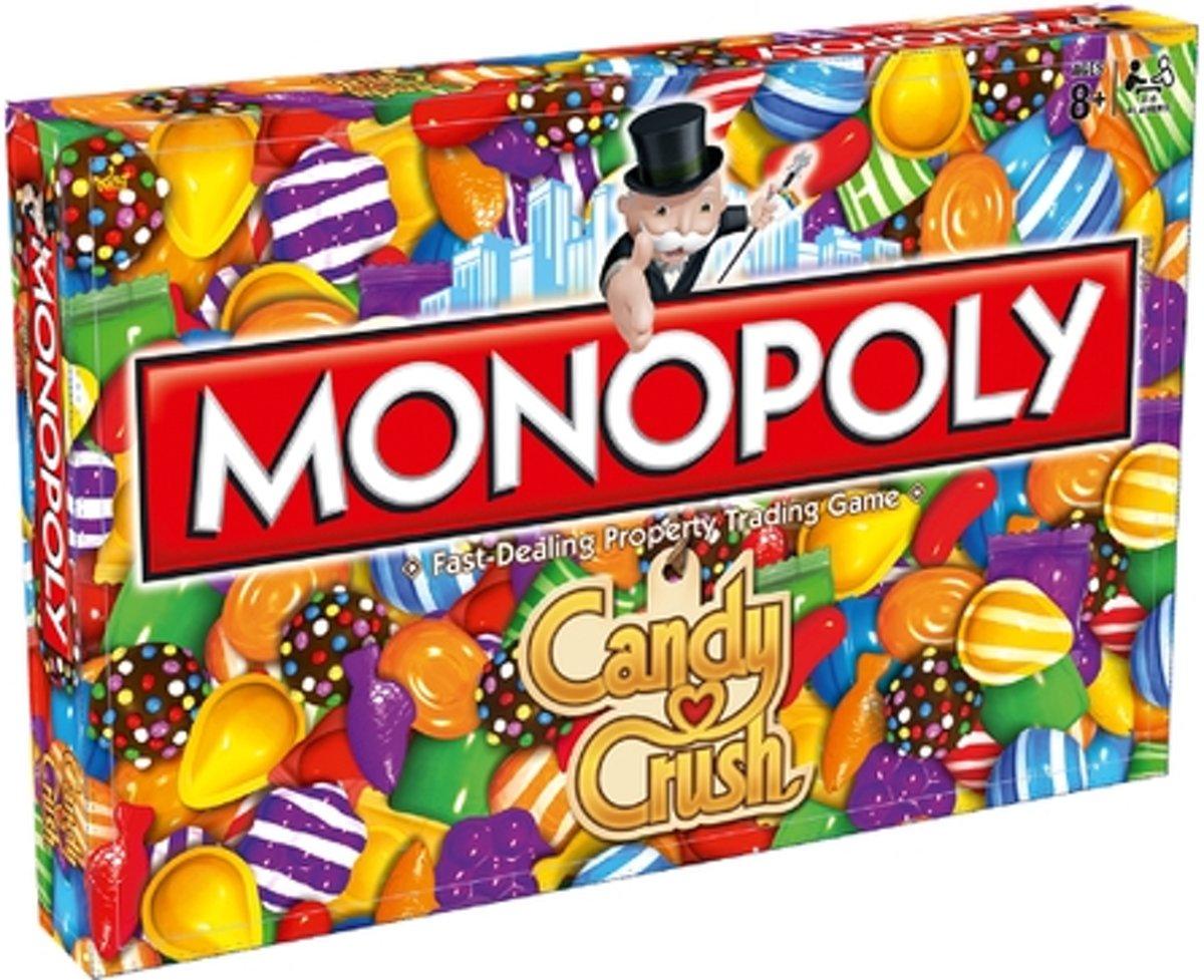 Monopoly Monopoly Candy Crush Soda Saga