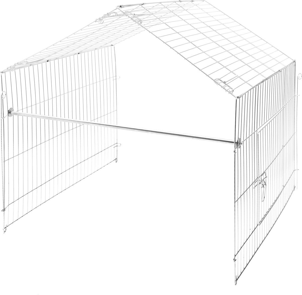 Kerbl uitbreidingsset voor uitloopren of beneden verdieping ean 4018653828434