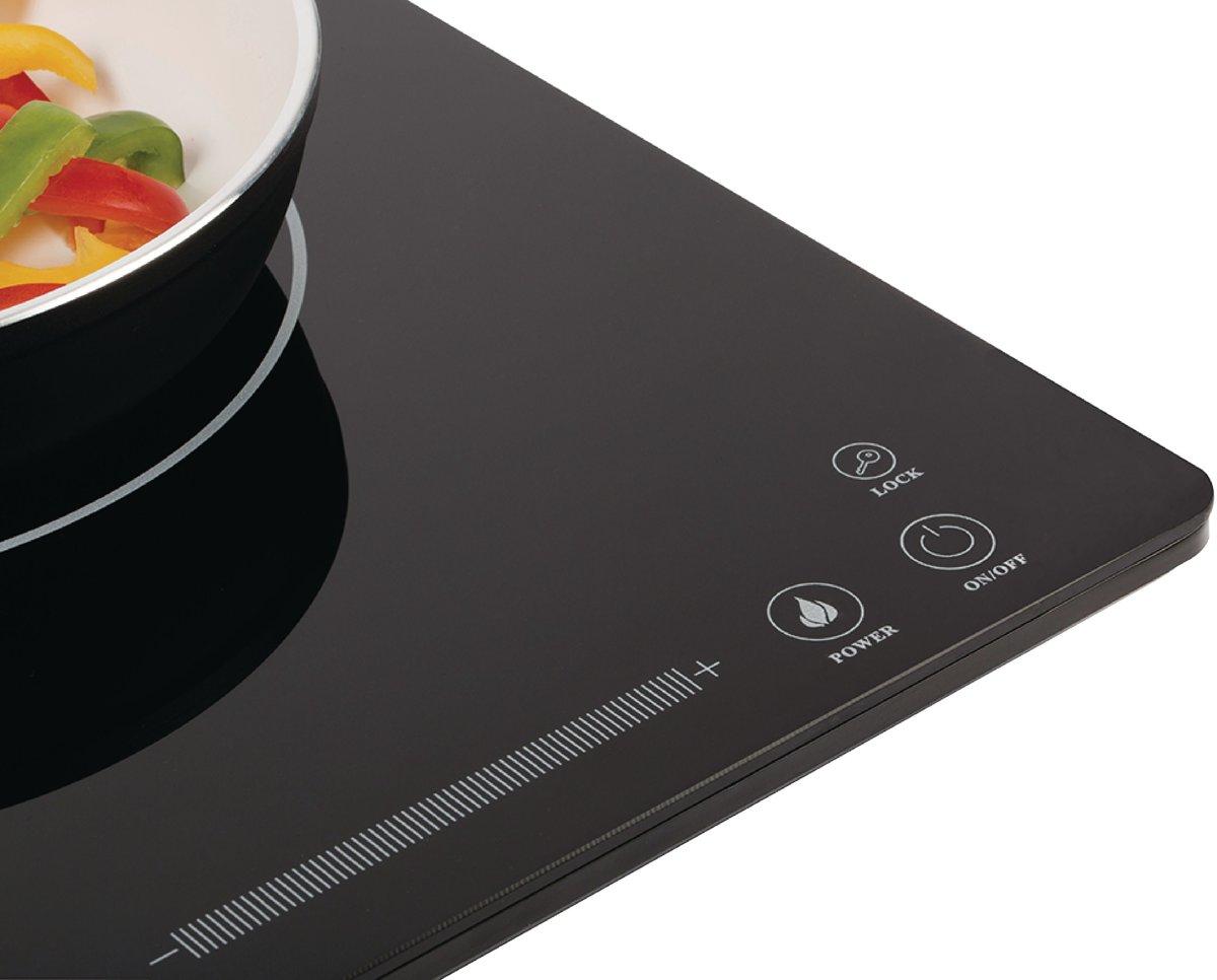 Keramische Kookplaat Aanraakbediening : ▷ inductie kookplaat lijmen kopen online internetwinkel