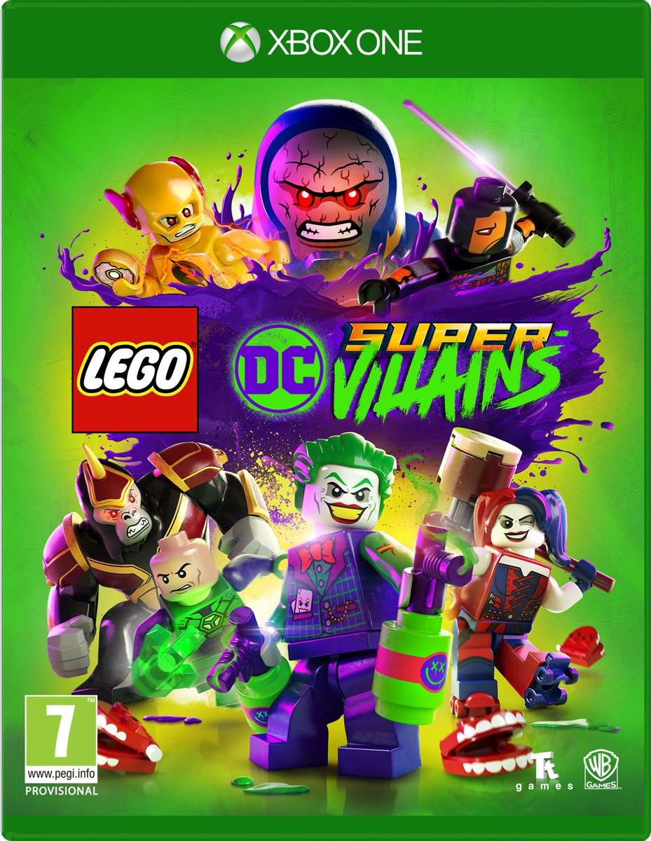 LEGO DC Super Villains Xbox One