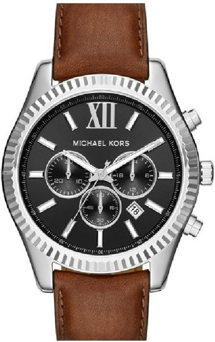 | Michael Kors Lexington horloge MK8456