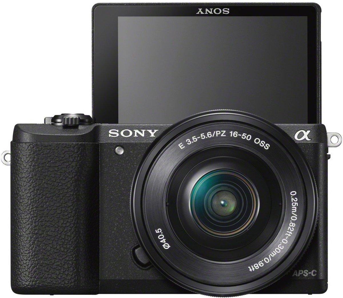 Bolcom Sony A5100 16 50 Mm Zwart