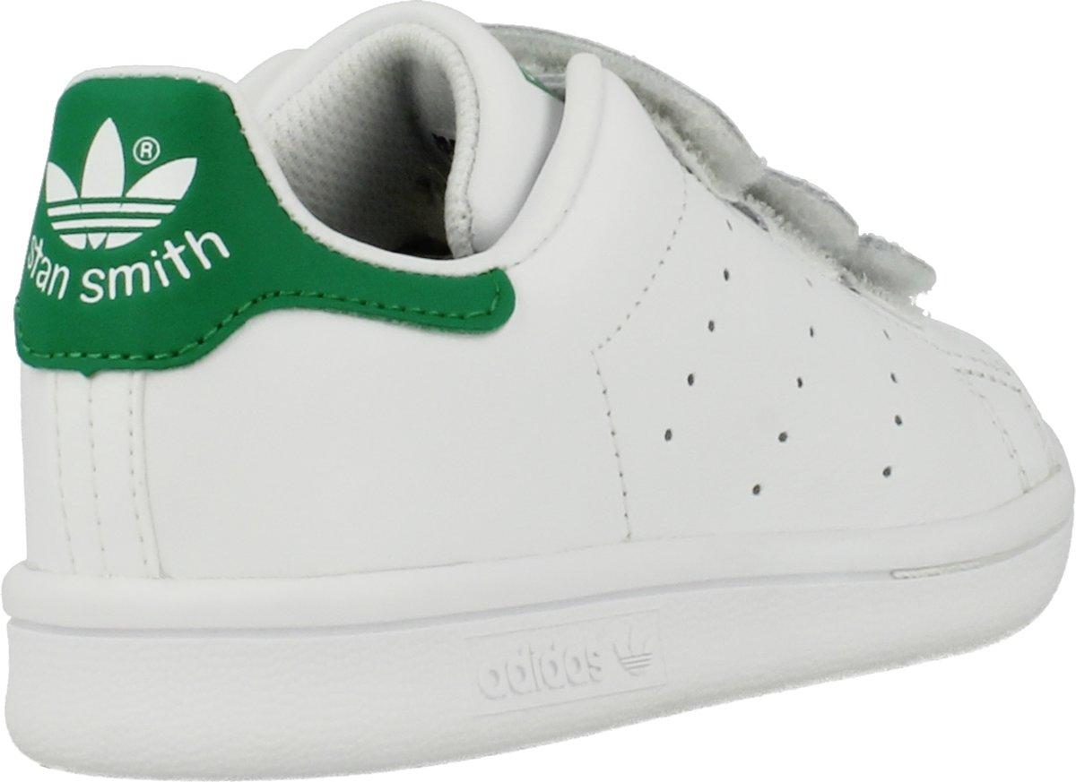 733c3f71656 bol.com | Adidas Jongens Sneakers Stan Smith Cf C - Wit - Maat 35