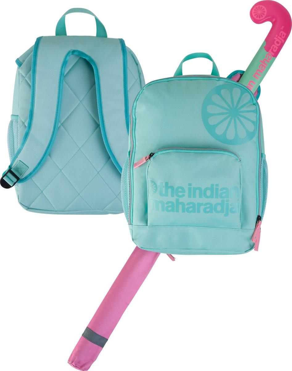 The Indian Maharadja Kids Backpack-mint- mintgroen - Hockeystickrugzak Kids kopen