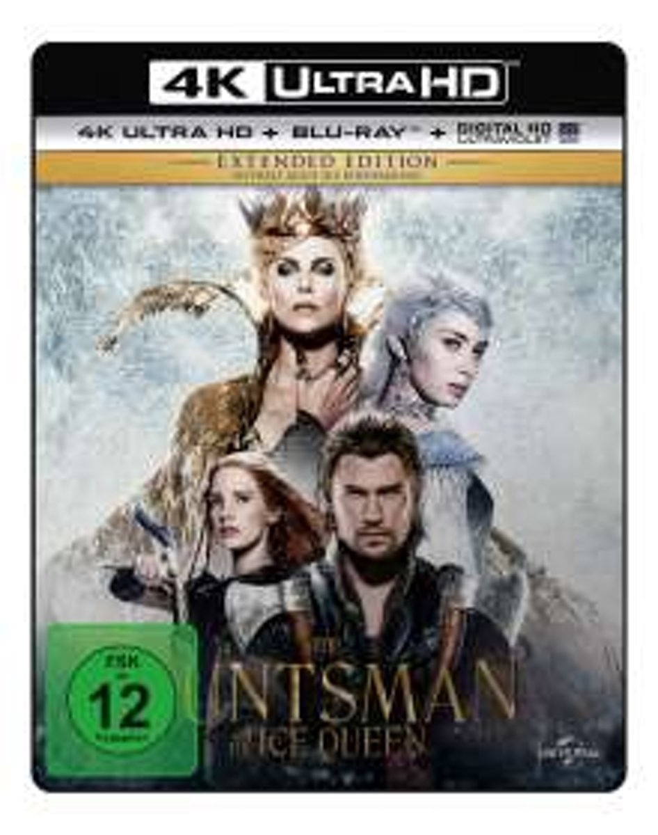 The Huntsman & The Ice Queen - 4K UHD-