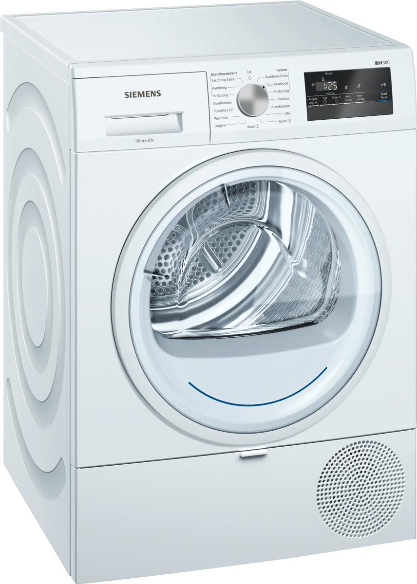 Siemens WT45RV00NL iQ300 – Warmtepompdroger – iSensoric kopen