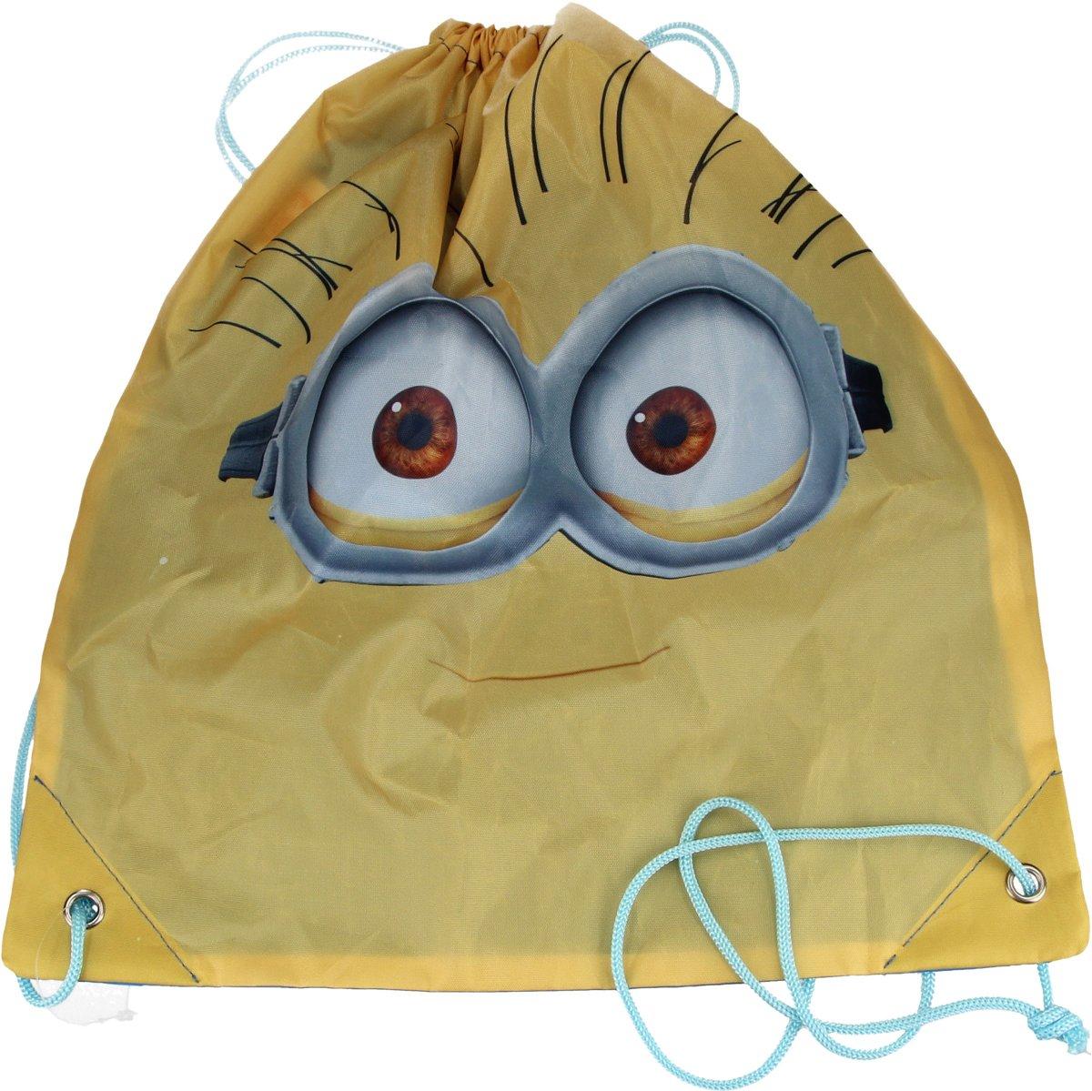 | Verschrikkelijke Ikke Minion Gymtas voor Kinderen
