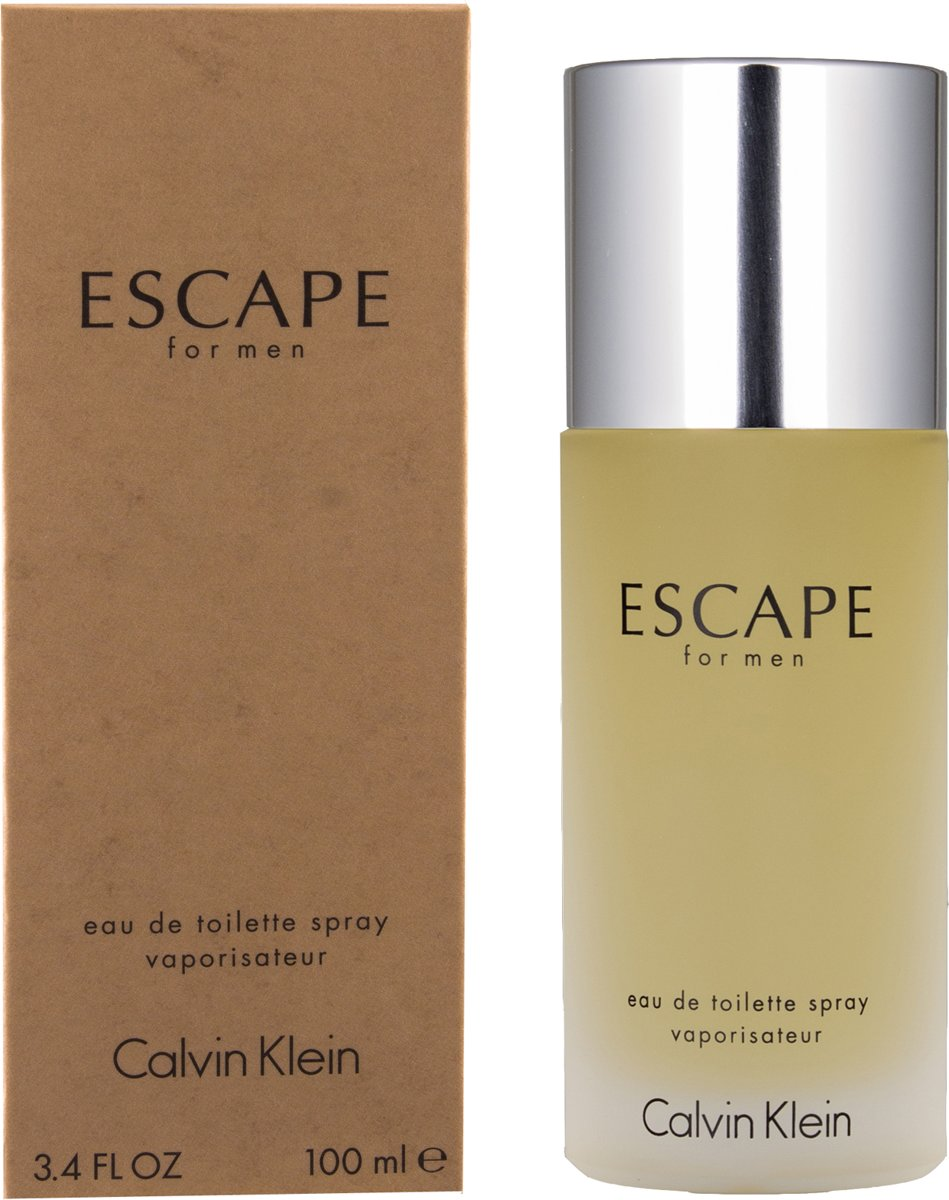 Calvin Klein Escape for Men - 100 ml - Eau de toilette thumbnail
