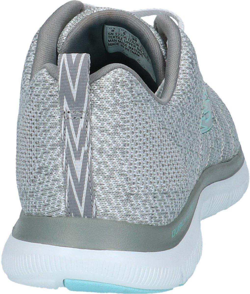 Skechers - 12756 - Coureur De Basket - Femmes - Taille 35 - Gris, Gris - Wgy