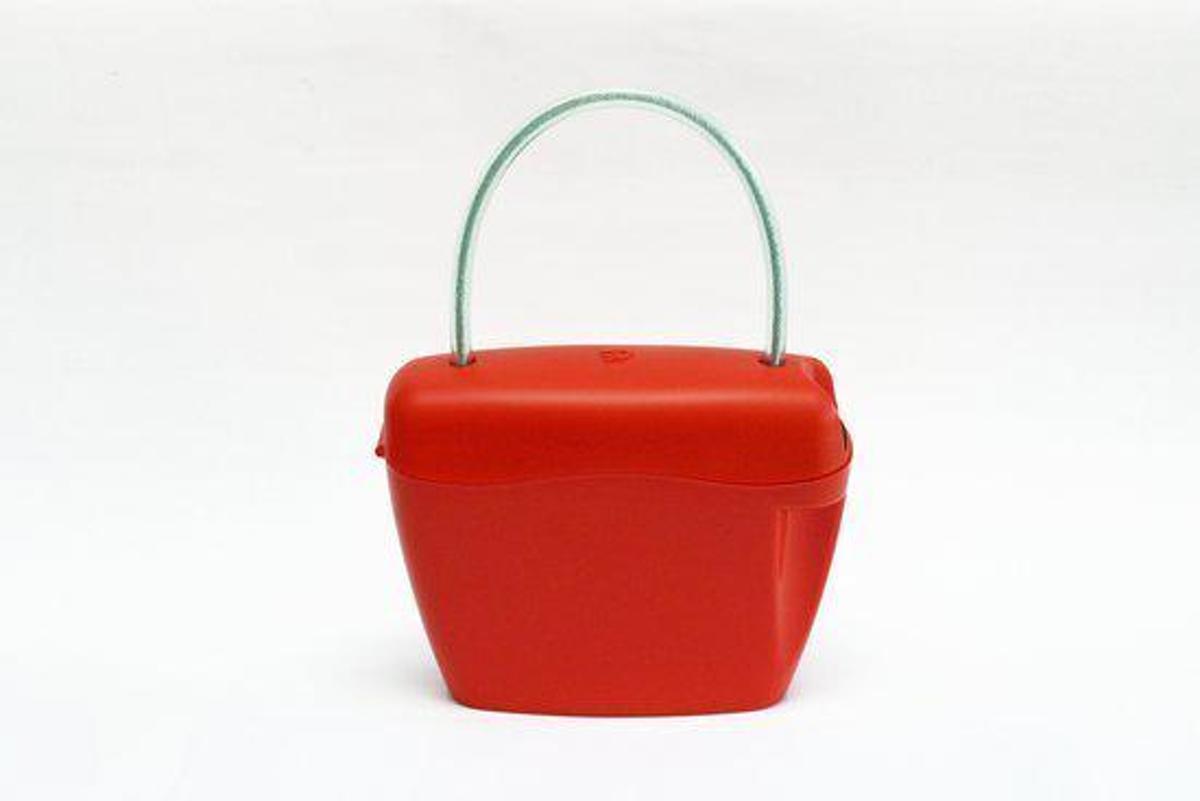 Look at One Koffertje - Met Cijferslot - Rood kopen