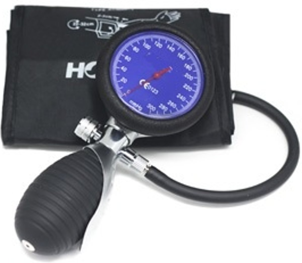Handmatige bloeddrukmeter, high-end model ST-P56X II