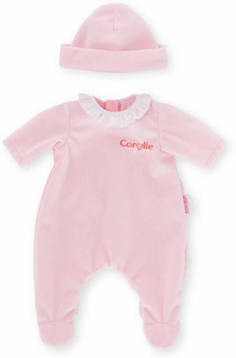 Corolle Roze Pyjama pop 36 cm