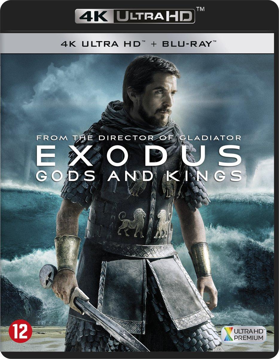 Exodus: Gods And Kings (4K Ultra HD Blu-ray)-