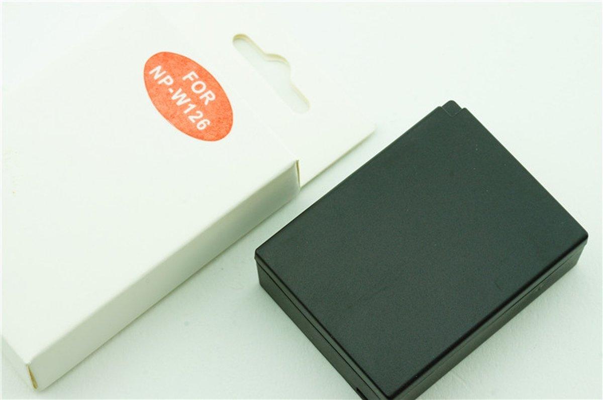 Camera Batterij Accu Np W126 Fujifilm X T20 T2 A3 Pro2 Baterai Fuji For E1 Pro 1 With Packing