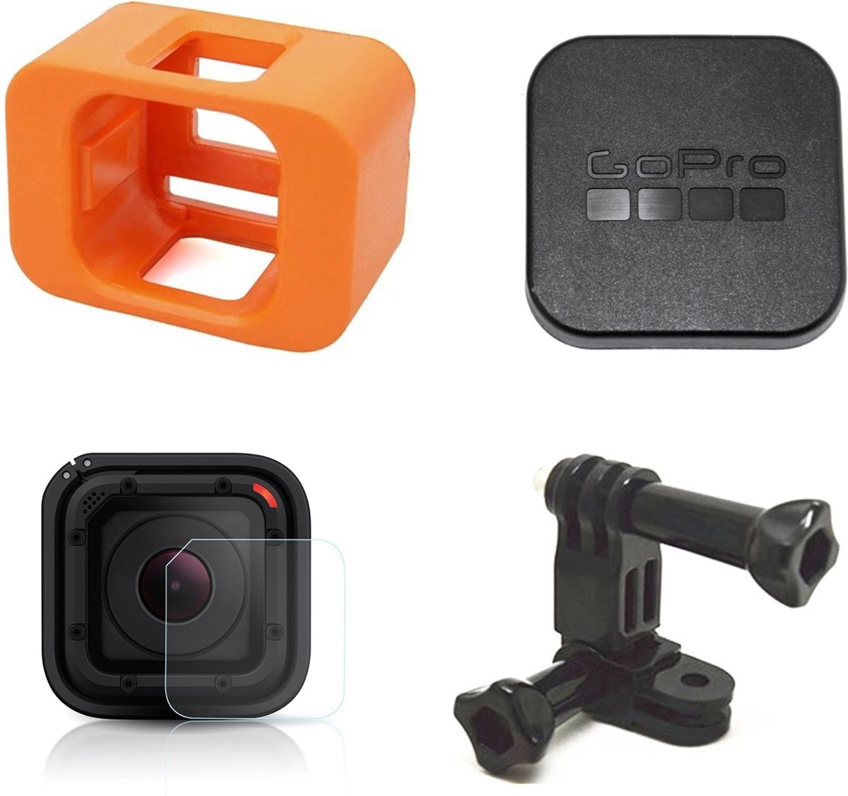 Pro Series 4-in-1 Accessories Kit voor GoPro HERO 4 Session / 5 Session kopen