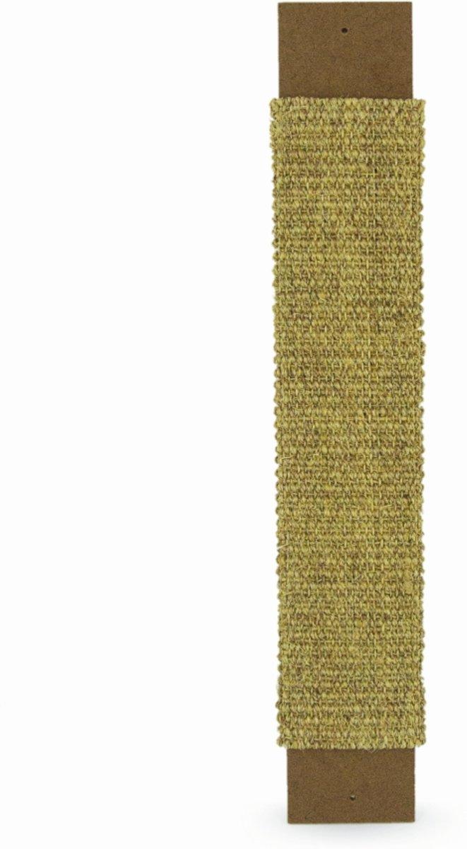 Nobby krabplank jabo standaard beige - 1 st à 8 CM X 50 CM