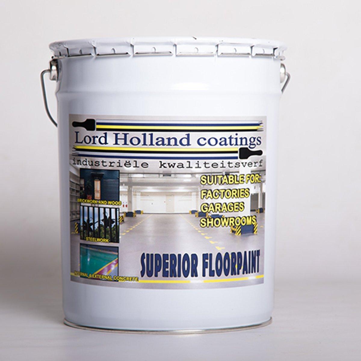 Superior Floorpaint | Betonverf | Betoncoating | Beige ral 1001