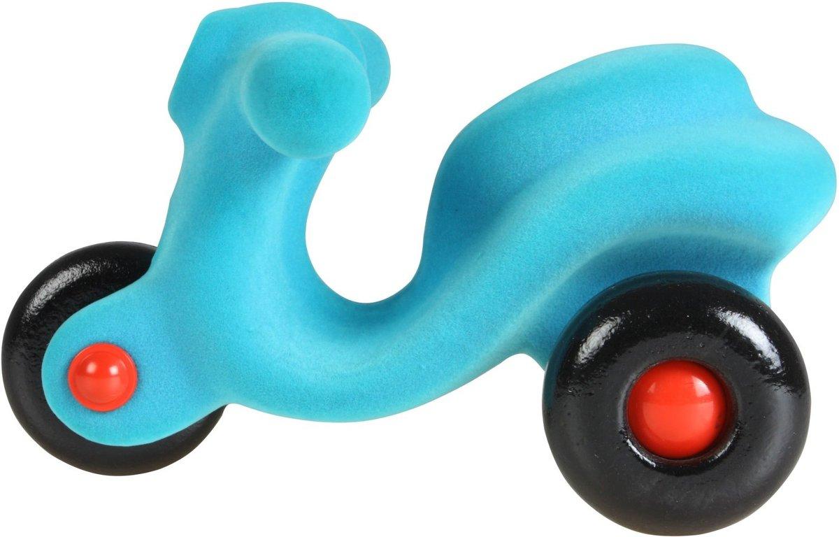 Rubbabu - Scooter groot (turquoise) kopen