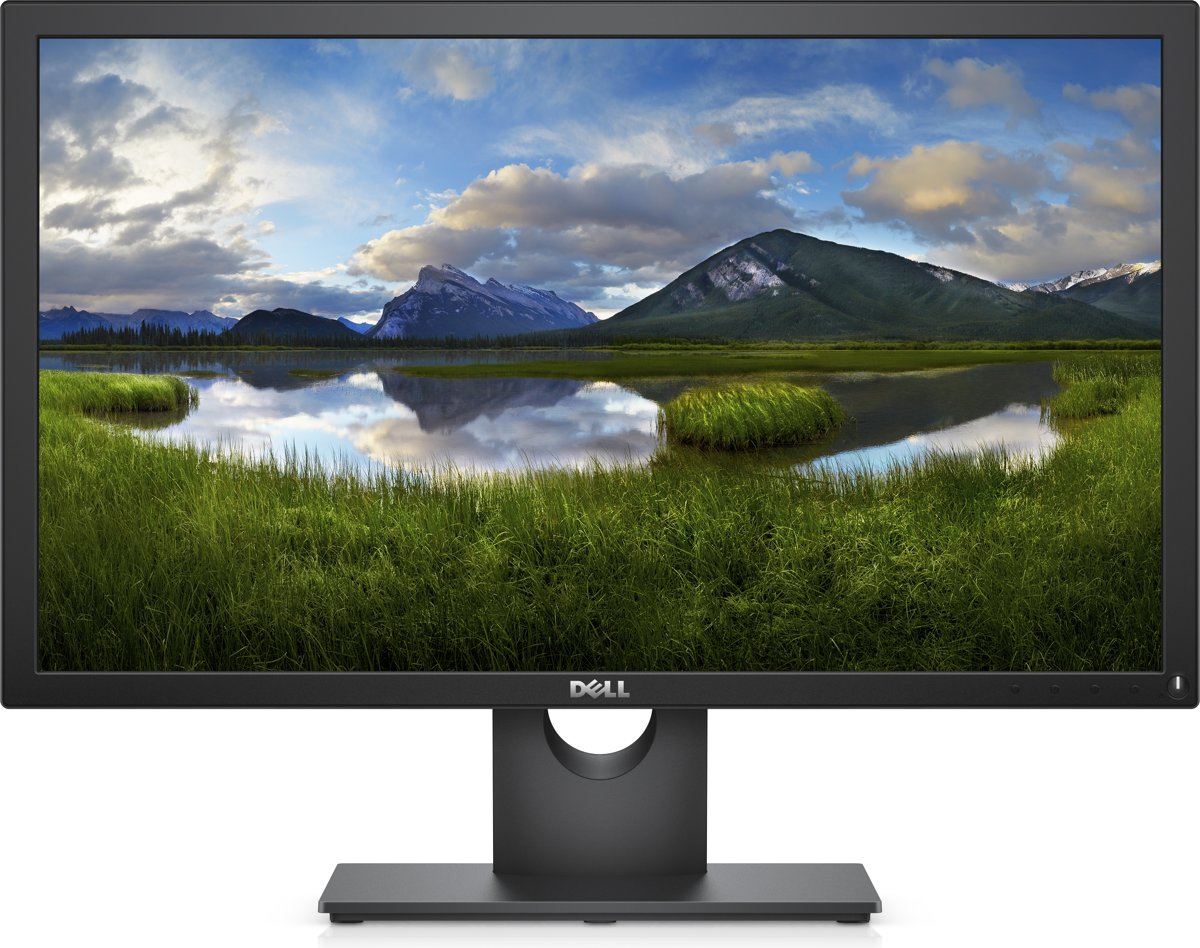 DELL E Series E2318HN 23'' Full HD LED Flat Zwart computer monitor