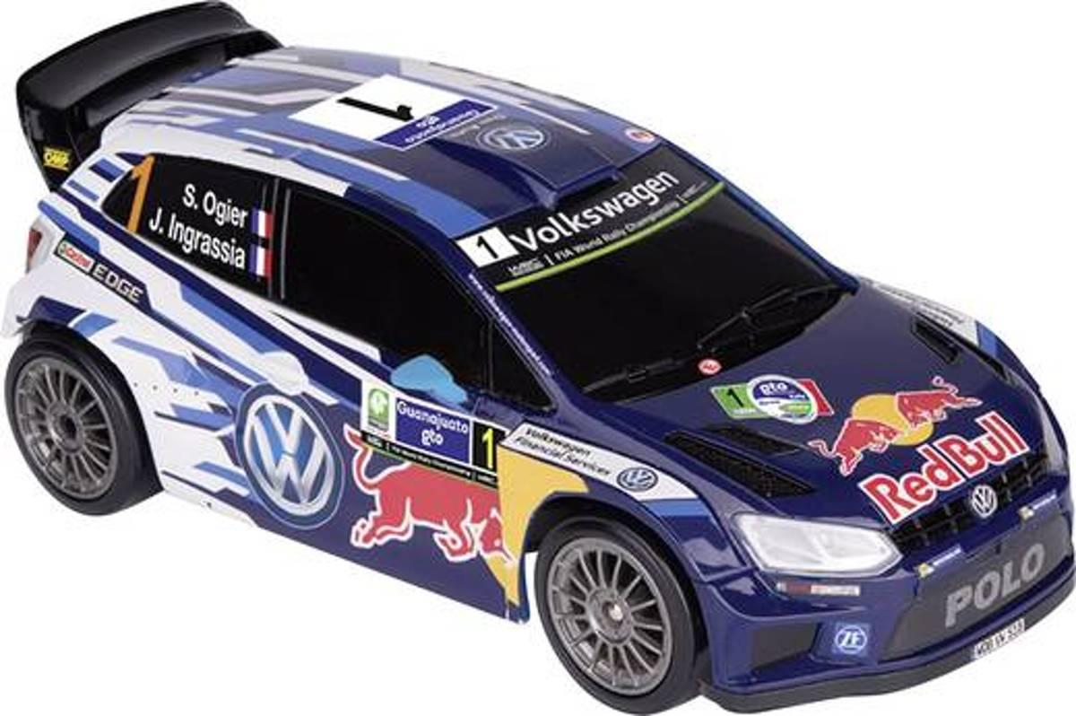 Nikko 36947 VW Polo WRC 1:16 RC modelauto