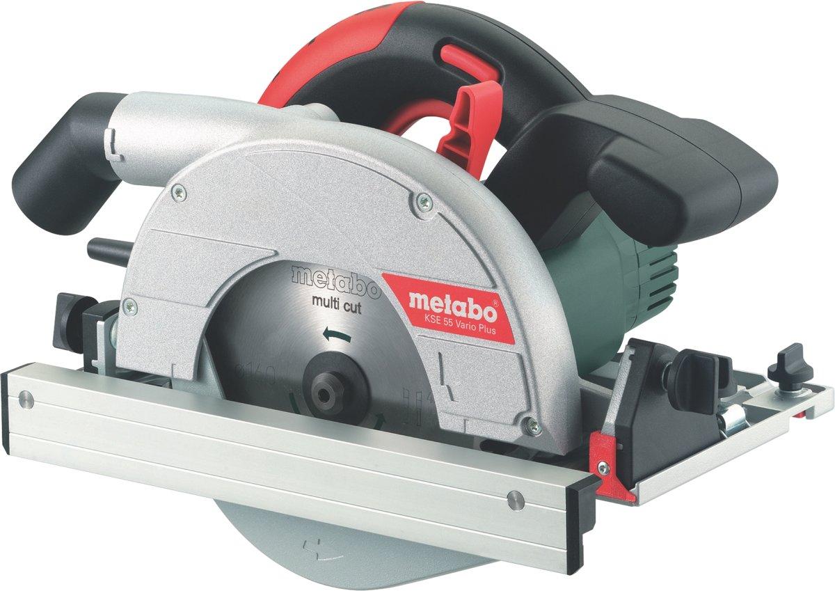Metabo KSE 55 Vario Plus Cirkelzaag 160mm 1200W