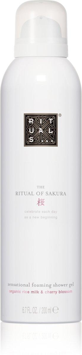 RITUALS The Ritual of Sakura Doucheschuim - 200 ml - RITUALS