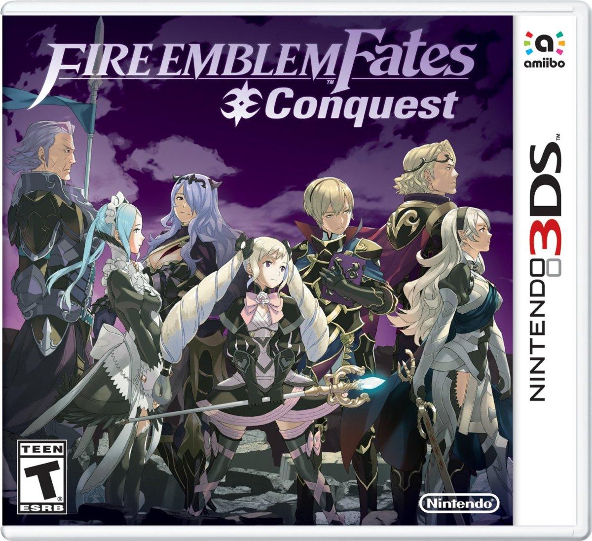 Fire Emblem Fates: Conquest /3DS kopen