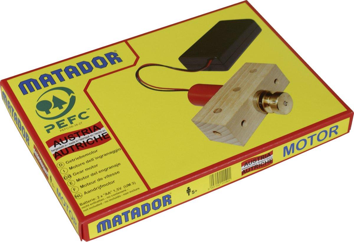 Matador Explorer - Klassik Motor aanvulset
