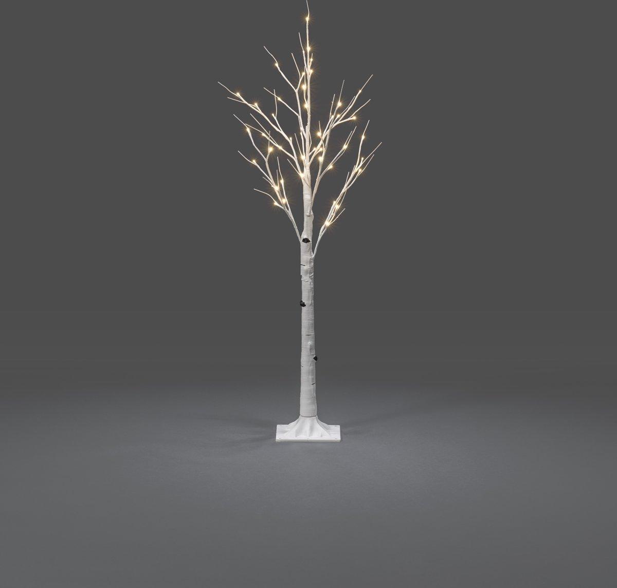 Konstsmide - LED berk op voet 120cm 24V 48x - warmwit kopen