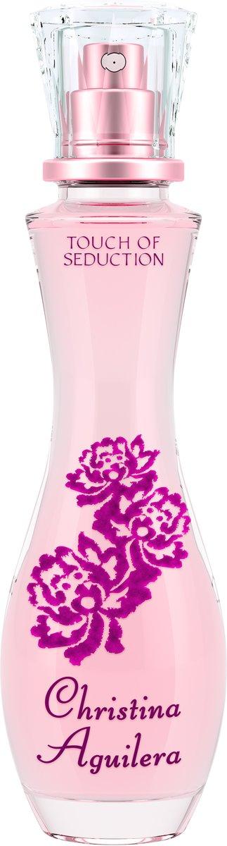 Foto van Christina Aguilera Touch Of Seduction - 30 ml - eau de parfum