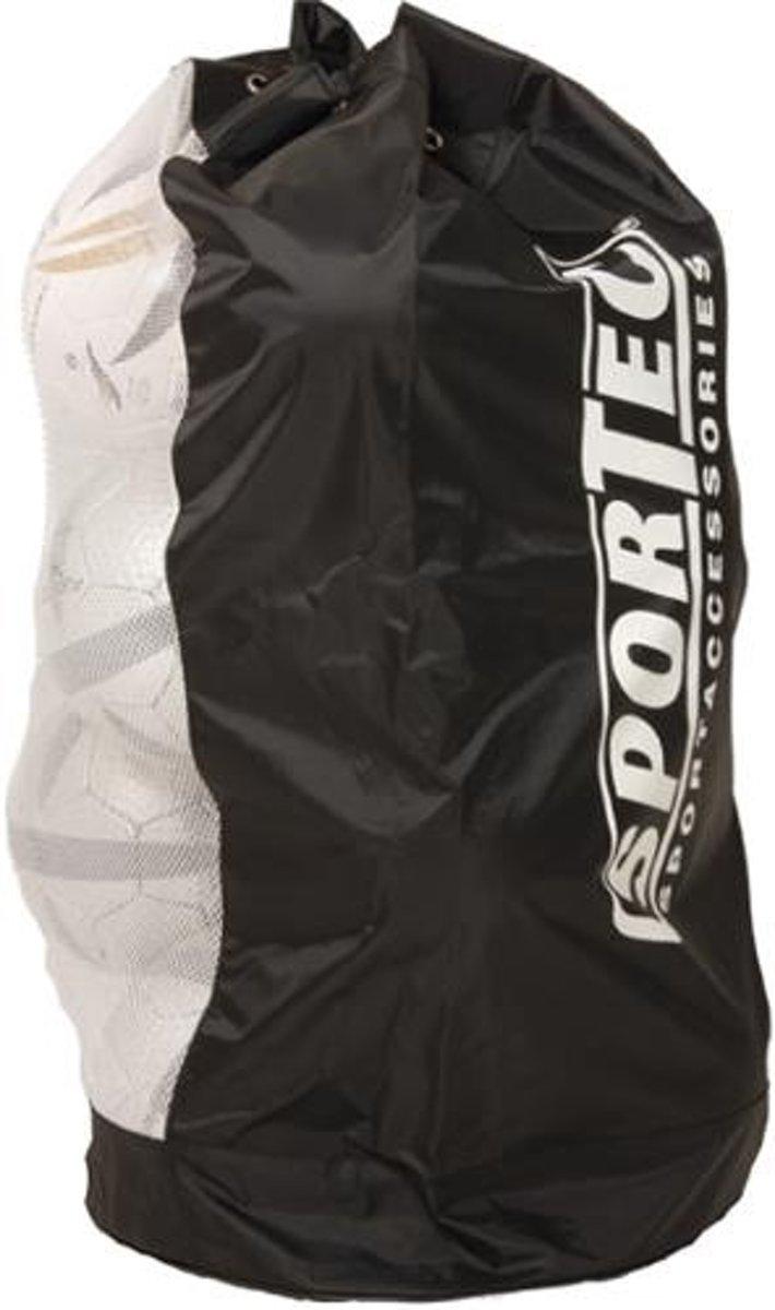 Sportec Ballenrugzak Zwart/wit Geschikt Voor 12 Ballen kopen