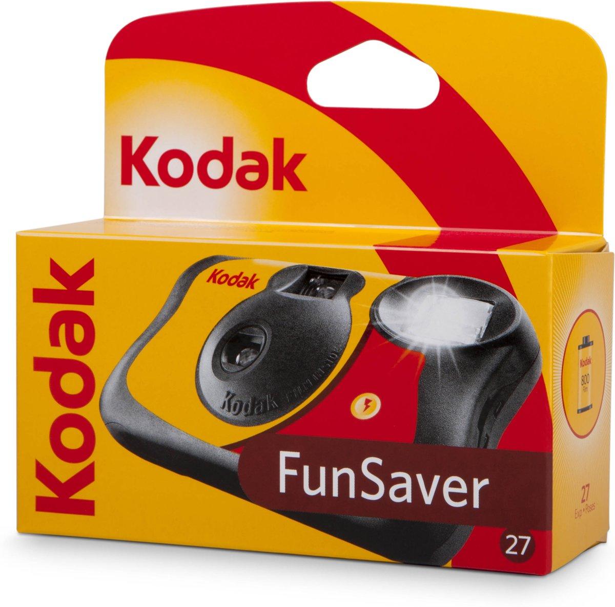 Kodak Fun Saver Wegwerpcamera 27+12 opnames kopen