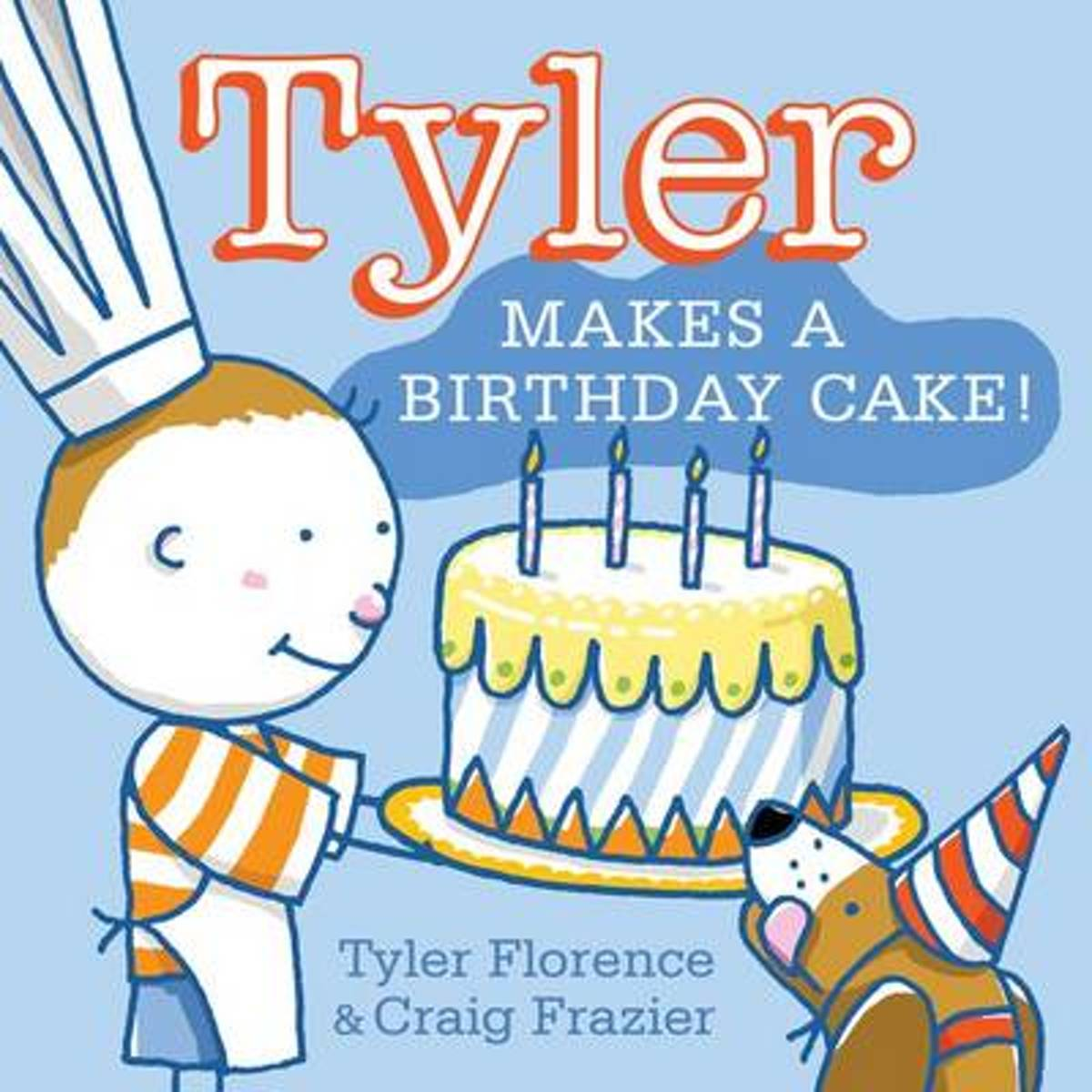 Miraculous Bol Com Tyler Makes A Birthday Cake Tyler Florence Personalised Birthday Cards Vishlily Jamesorg
