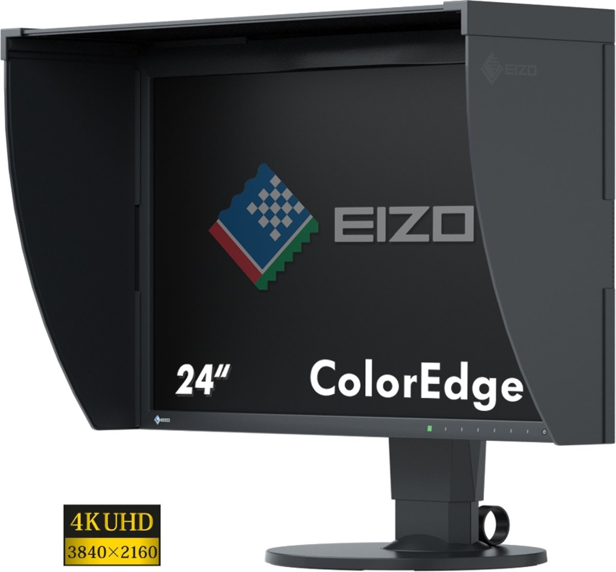 "Eizo CG248-4K 23.8"" Black 4K Ultra HD LED display kopen"