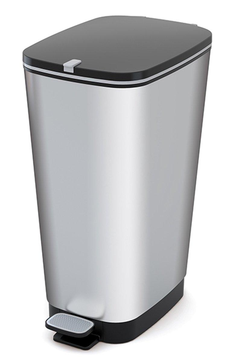 Brabantia Rechthoekige Pedaalemmer 25 Liter.Bol Com Pedaalemmer Kopen Alle Pedaalemmers Online