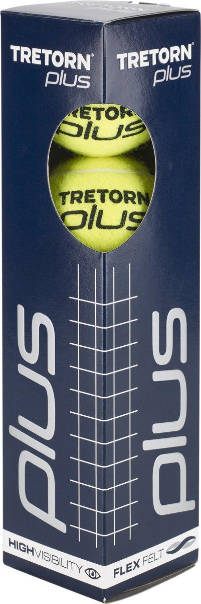 Tretorn Tennisballen - geel kopen