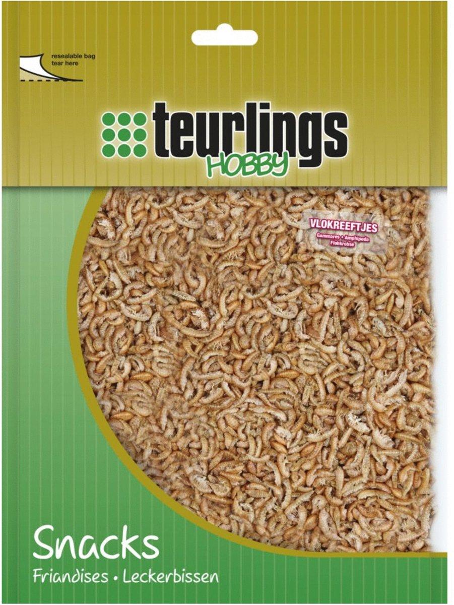 Teurlings Vlokreeftjes 150 g