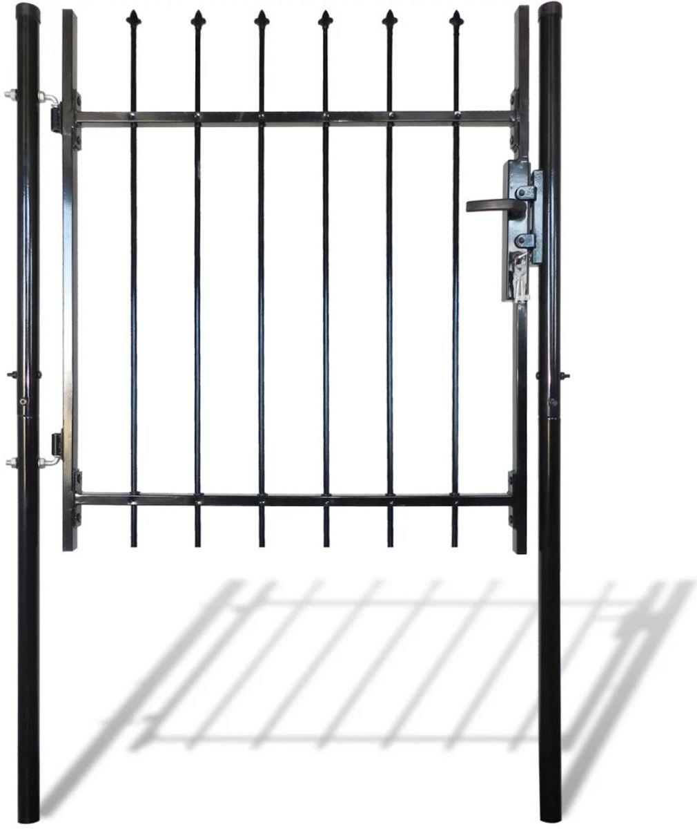 vidaXL Enkele poort (speer / 100 x cm) kopen