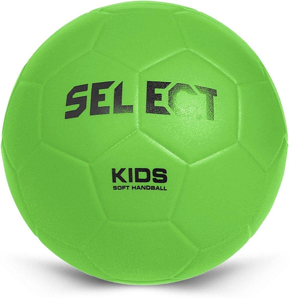 Select Kids Soft Handbal - Ballen  - groen - ONE kopen