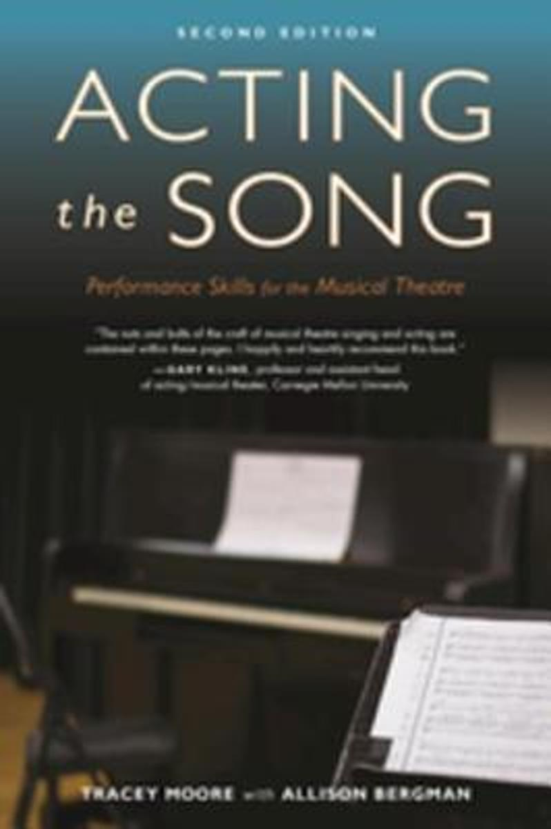 Image result for acting the song by allison bergman