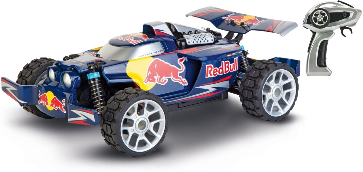 Carrera Red Bull NX2 -AX- Carrera(C) Profi(C) RC - ROW without US / CAN - Bestuurbare auto