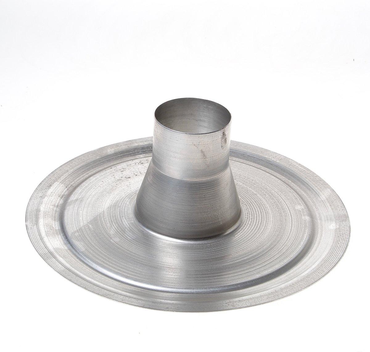 Dyka Kiezelbak aluminium 80mm kopen