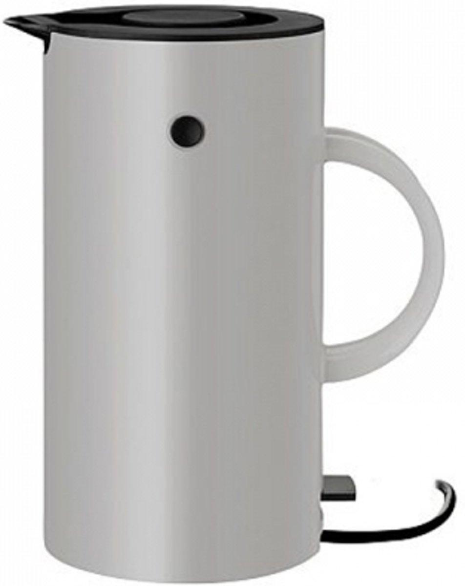 Stelton EM77 Waterkoker 1.5l licht grijs kopen