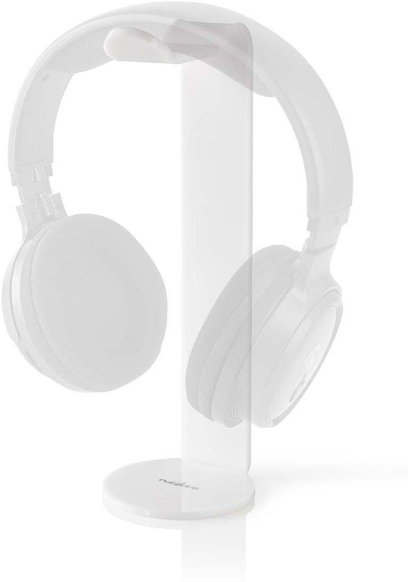 Headphones Stand | ABS | 87 x 244 mm | White kopen