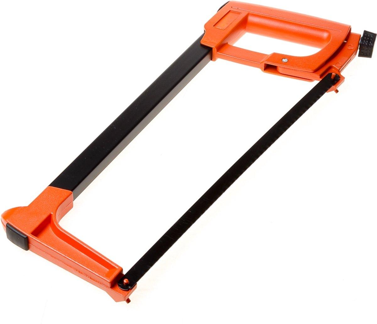 Fixman Metaalzaagbeugel vierkant oranje 300mm kopen