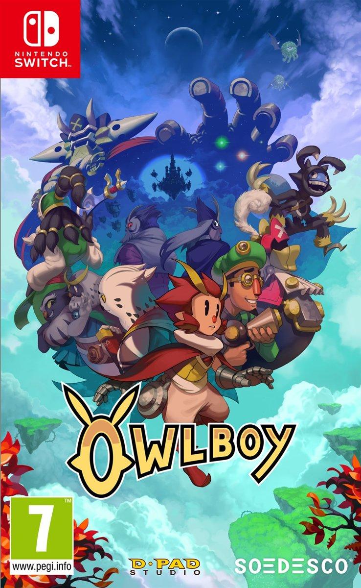 Owlboy Switch