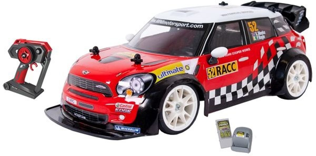 Nikko Rc Evo Mini Countr. 1:14